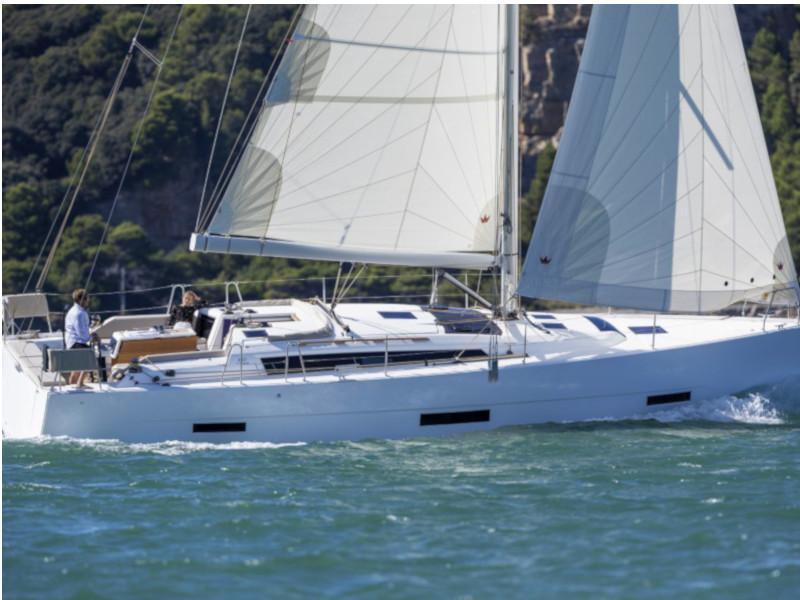 Dufour 430 (Victoria) Main image - 0
