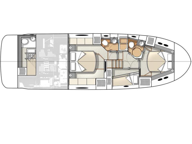 Monte Carlo 5 (Sundowner) Plan image - 21