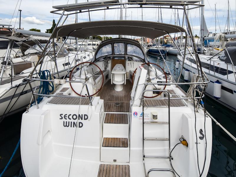 Oceanis 40 (Second Wind)  - 17