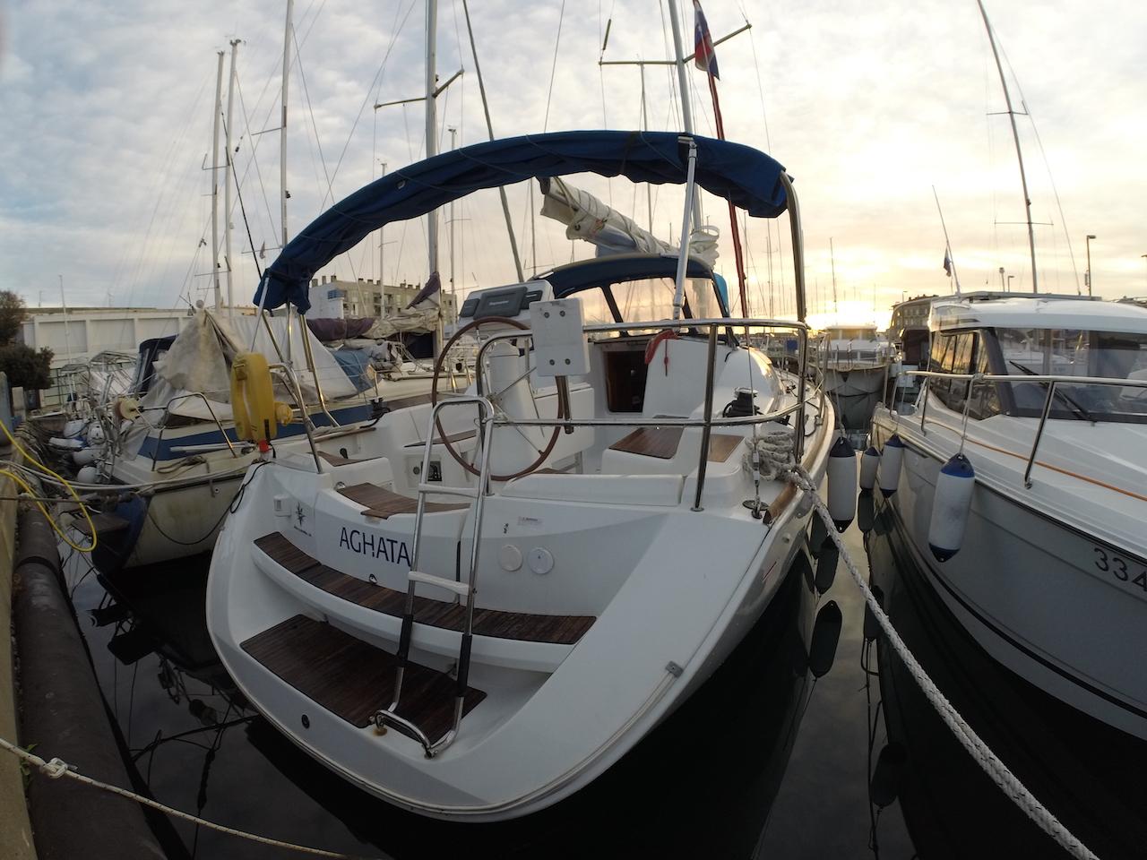 Sun Odyssey 36i (Agatha )  - 14