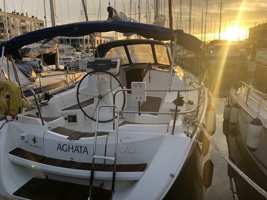 Sun Odyssey 36i (Agatha ) Main image - 0