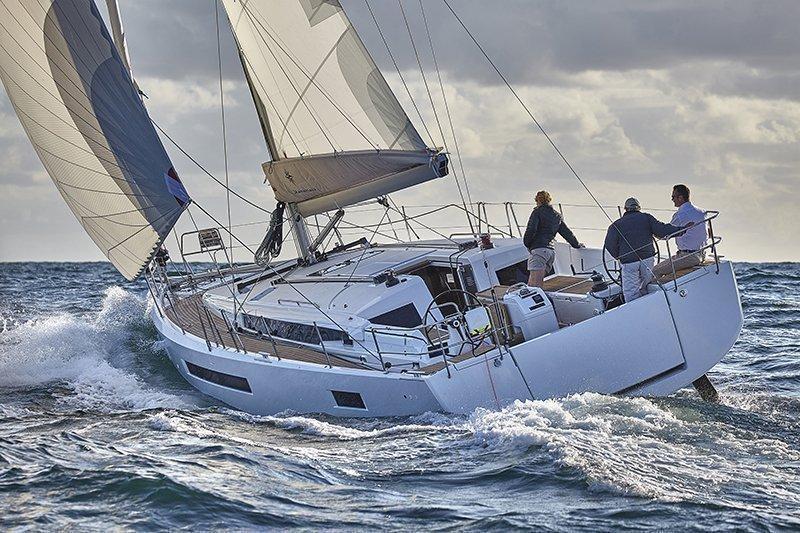 Sun Odyssey 490 (MARINA GEN.+A.C.)  - 3