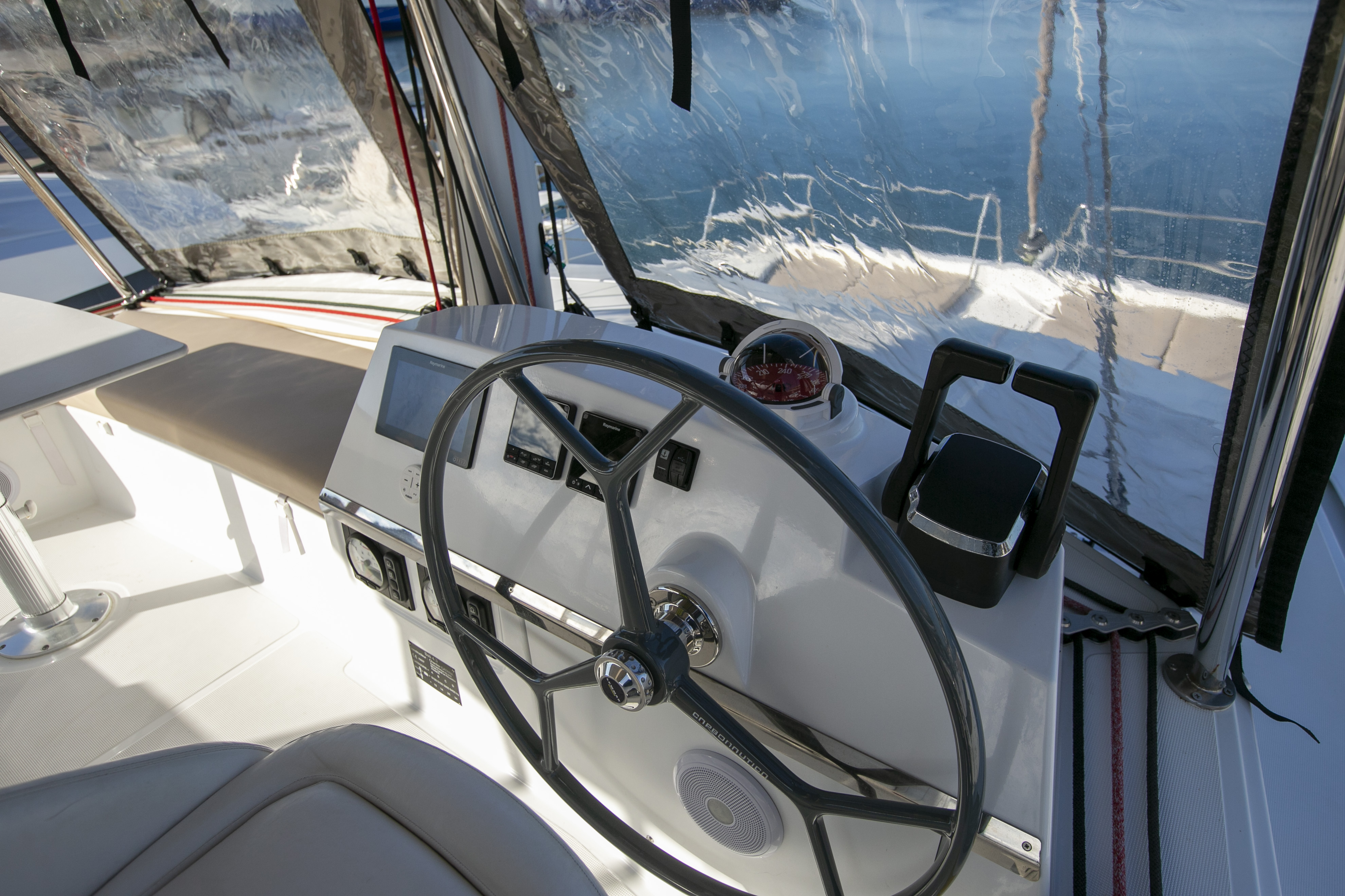 Bali 4.3 (Eleni / with air-condition, generator & watermaker)  - 13