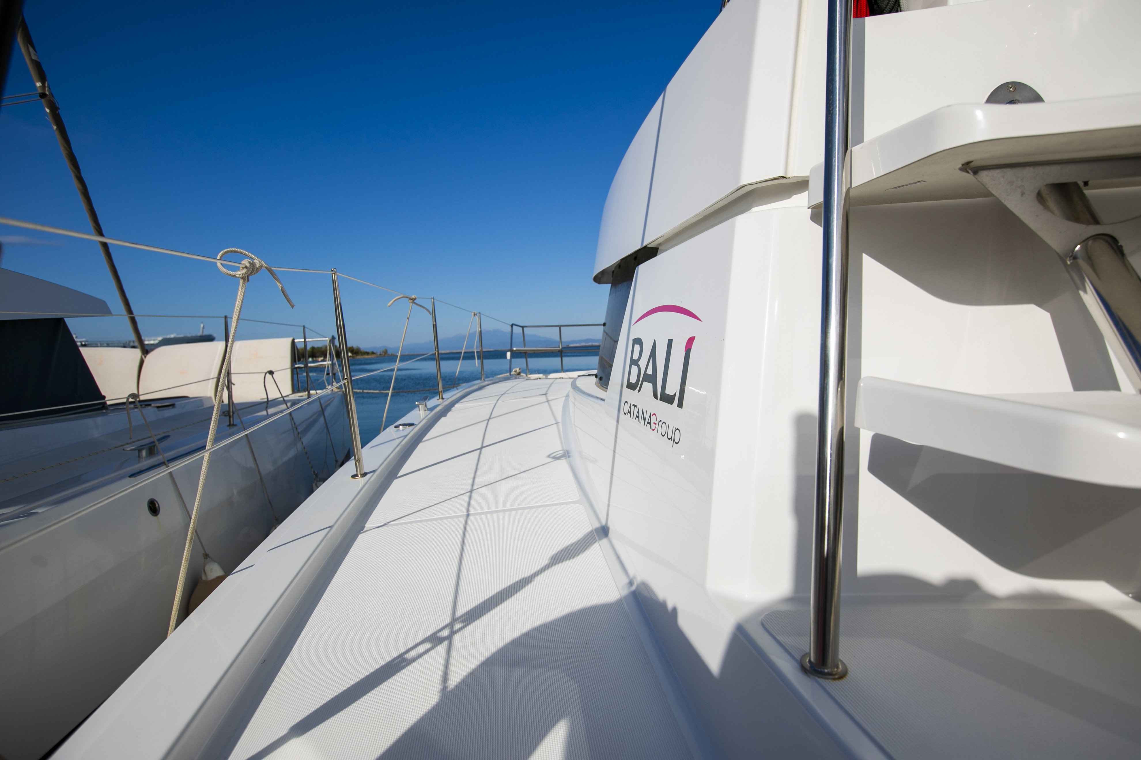 Bali 4.3 (Eleni / with air-condition, generator & watermaker)  - 1