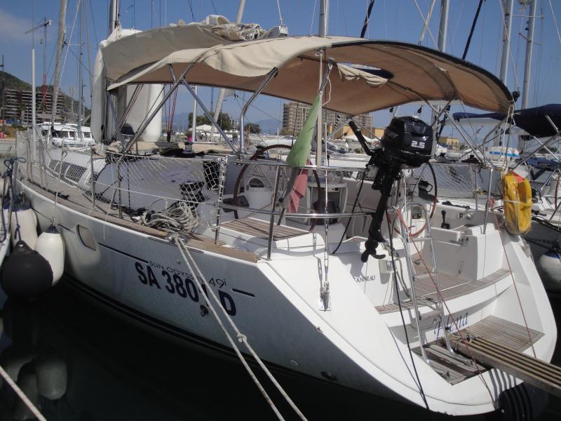Sun Odyssey 49 (Elena)  - 1