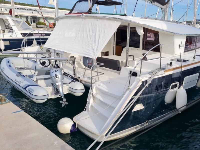 Lagoon 400 S2 LIMITED EDITION (SCIROCCO Limited Edition)  - 88