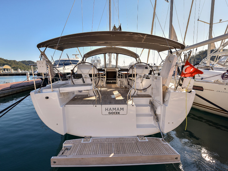 Hanse 508 (HAMAM) Main image - 0