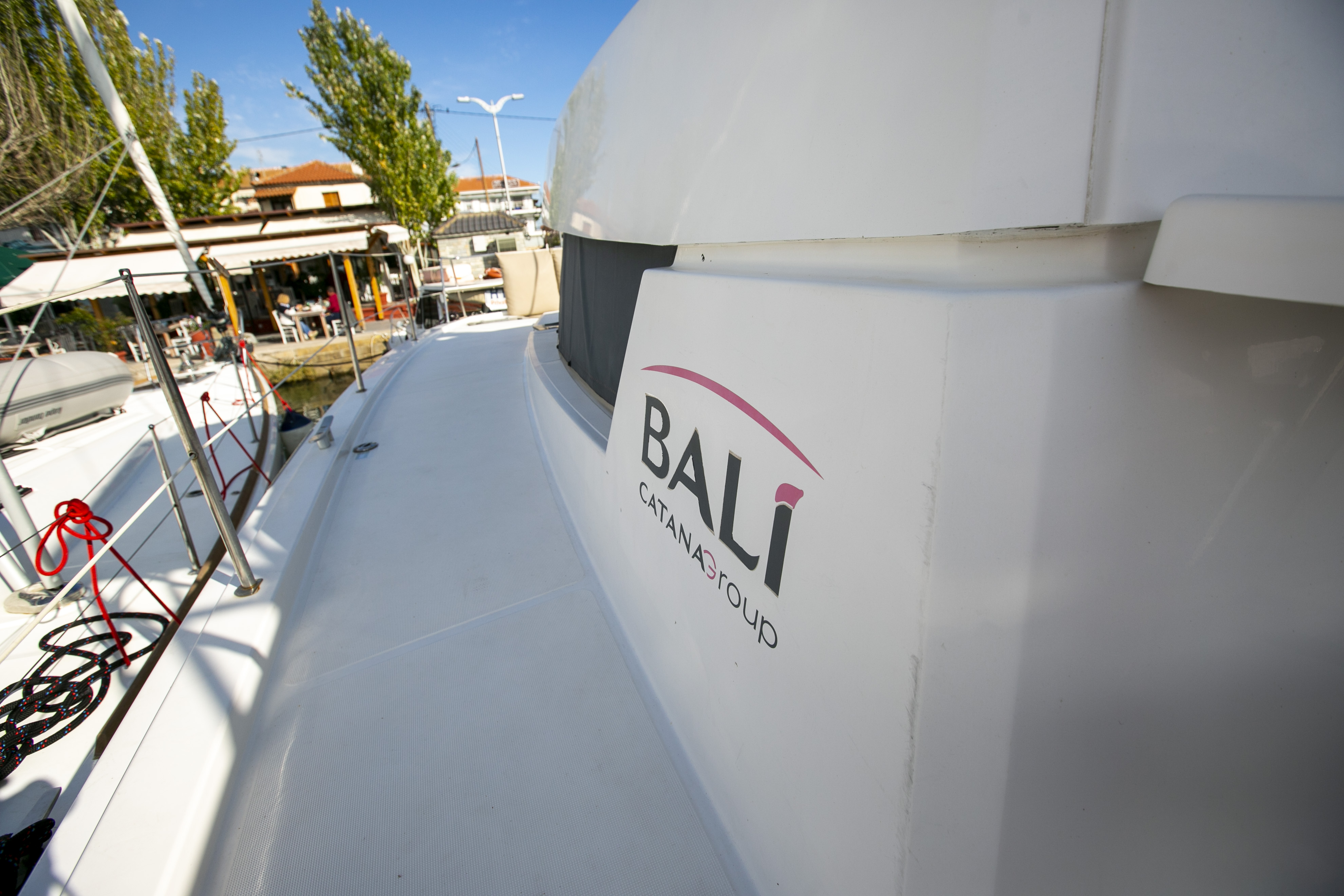 Bali 4.0 (Blue Dream II / with air-condition, generator & watermaker)  - 20