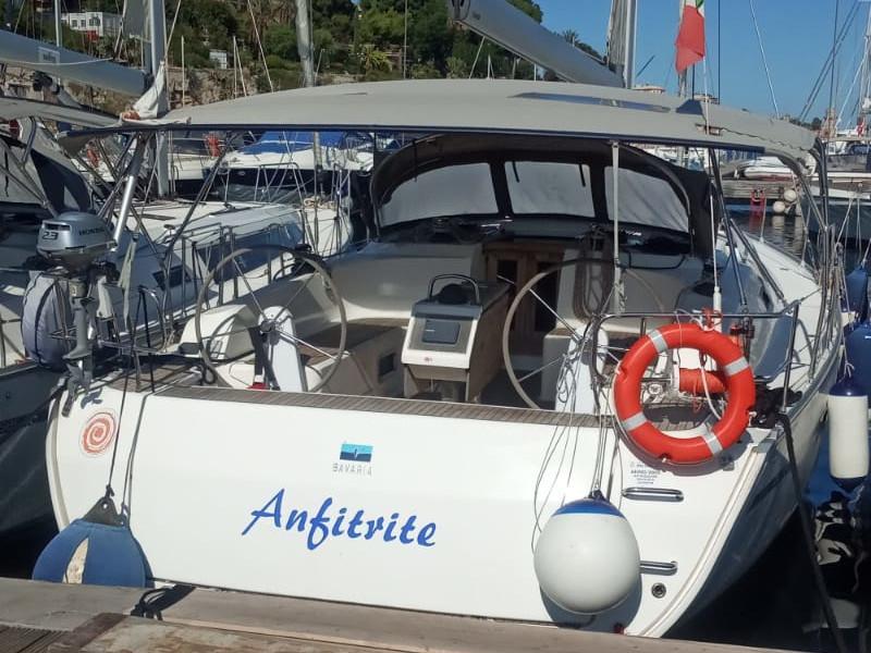 Bavaria Cruiser 46 (Anfitrite) Main image - 0