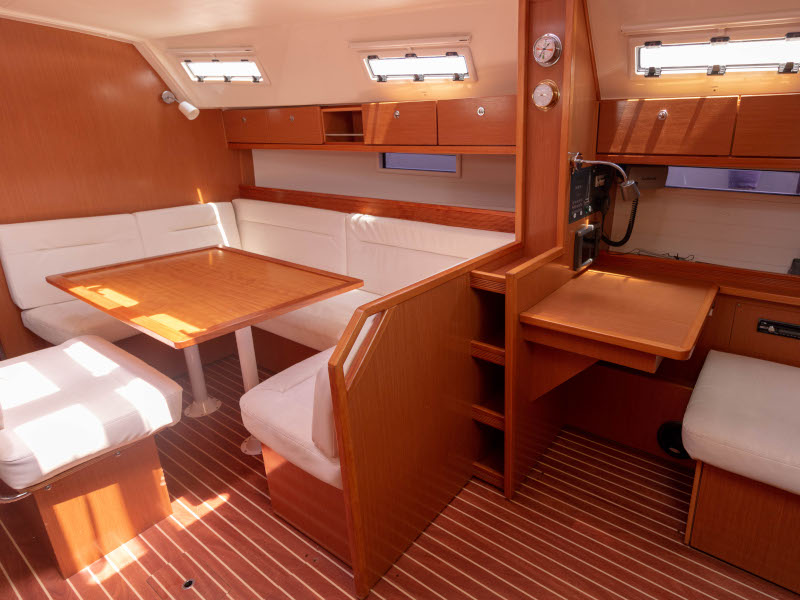 Bavaria Cruiser 40 (Ginevra) Interior image - 6