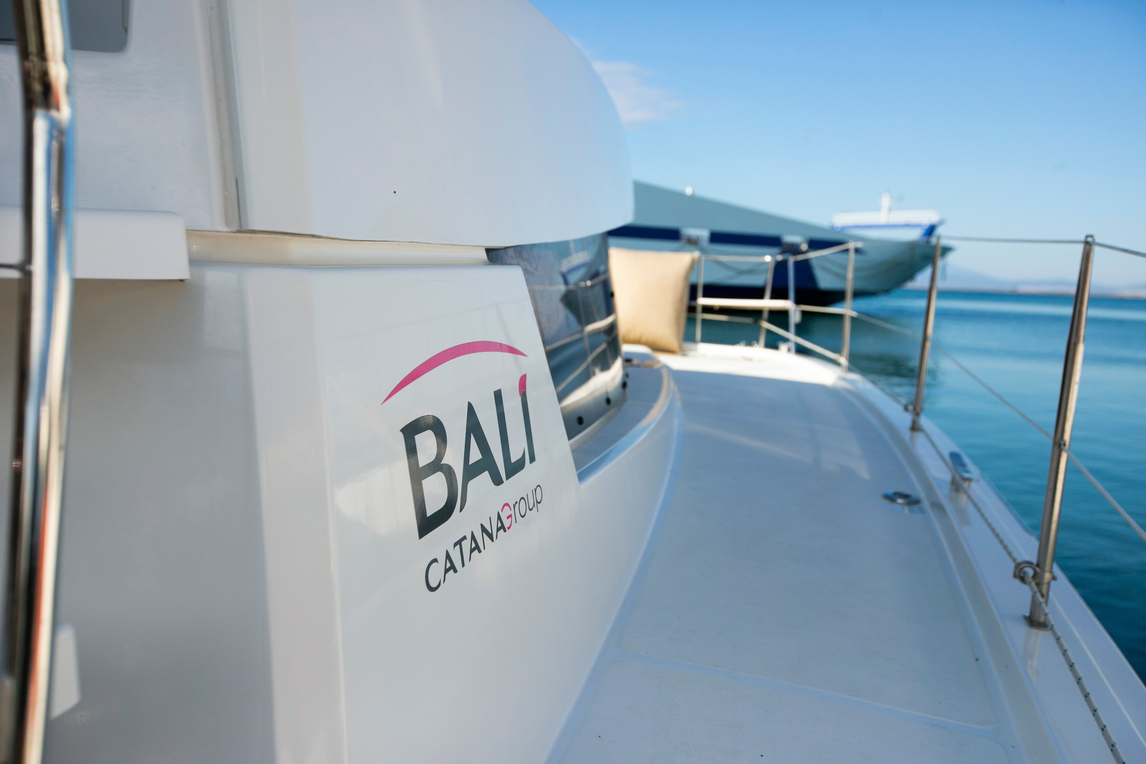 Bali 4.1 (North Cat II / with air-condition, generator & watermaker)  - 13