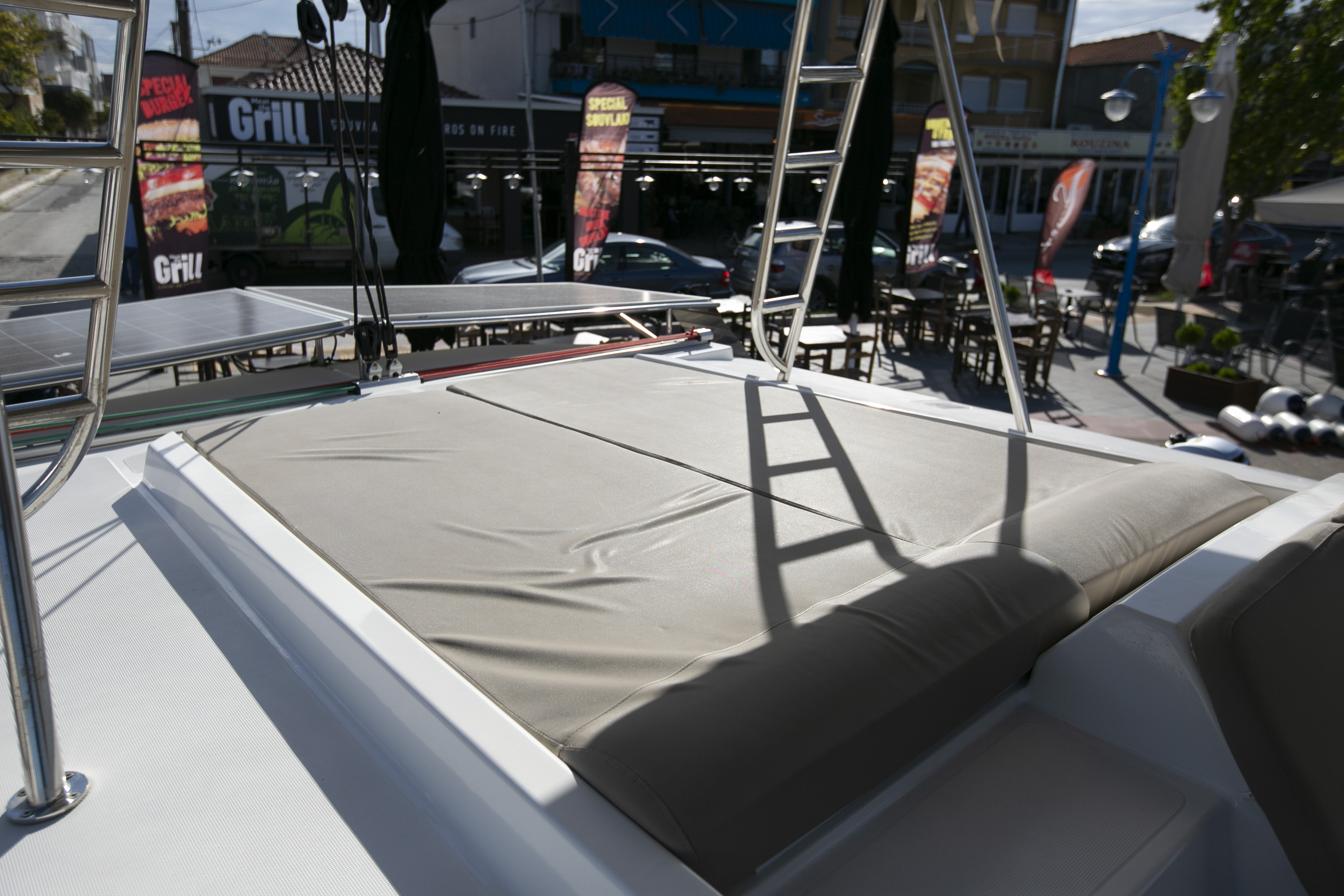 Bali 4.1 (North Cat II / with air-condition, generator & watermaker)  - 16