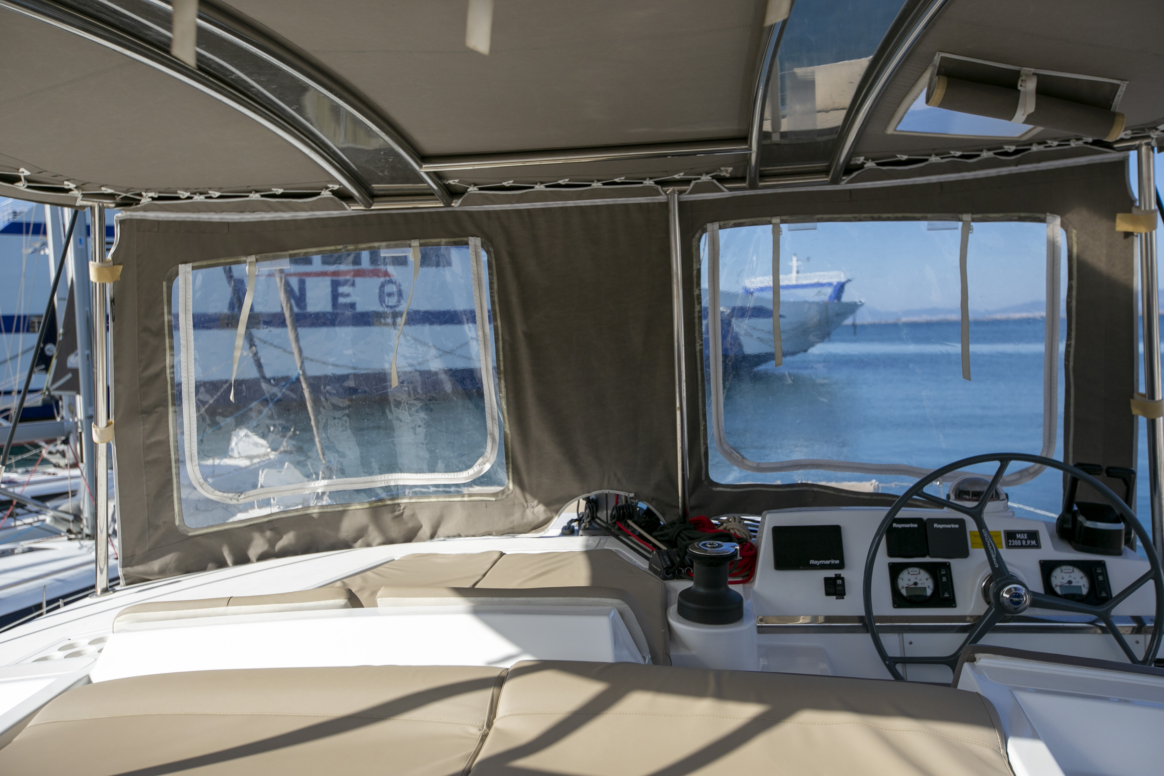 Bali 4.1 (North Cat II / with air-condition, generator & watermaker)  - 15