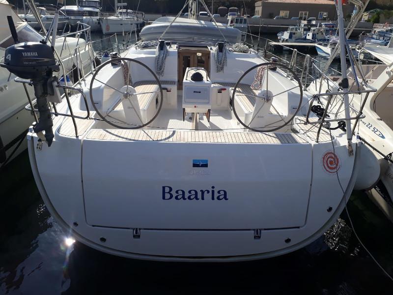 Bavaria Cruiser 46 (Baarìa) Main image - 0