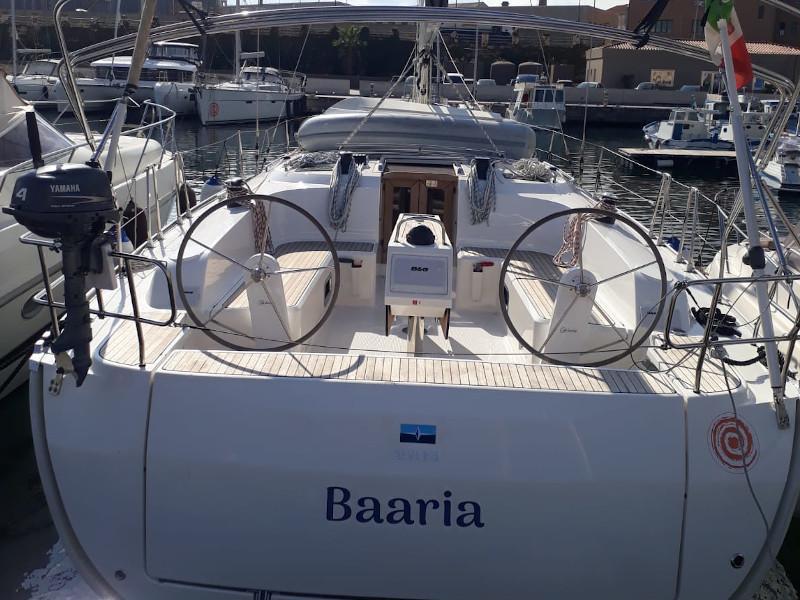 Bavaria Cruiser 46 (Baarìa)  - 2