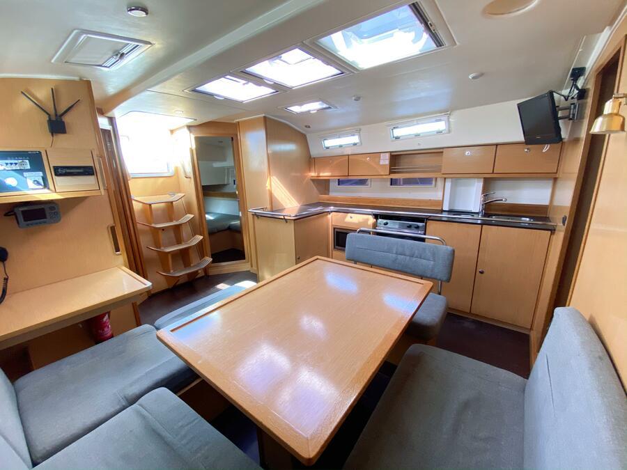 Bavaria 45 Cruiser (Ptitza (!!!from Monday)) Interior image - 6