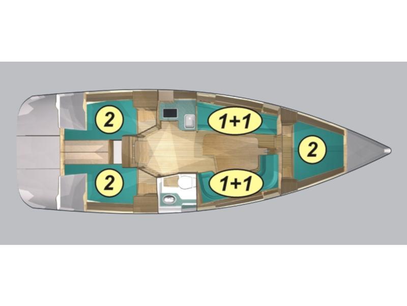 Maxus 33.1 RS Prestige + (Himara) Plan image - 3