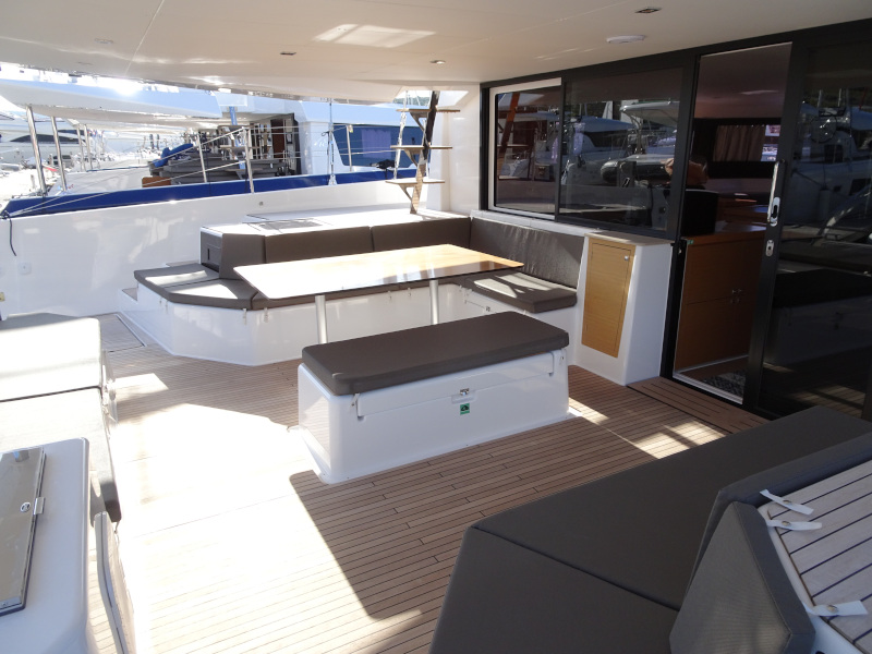 Dufour 48 Catamaran (NEW 1)  - 18