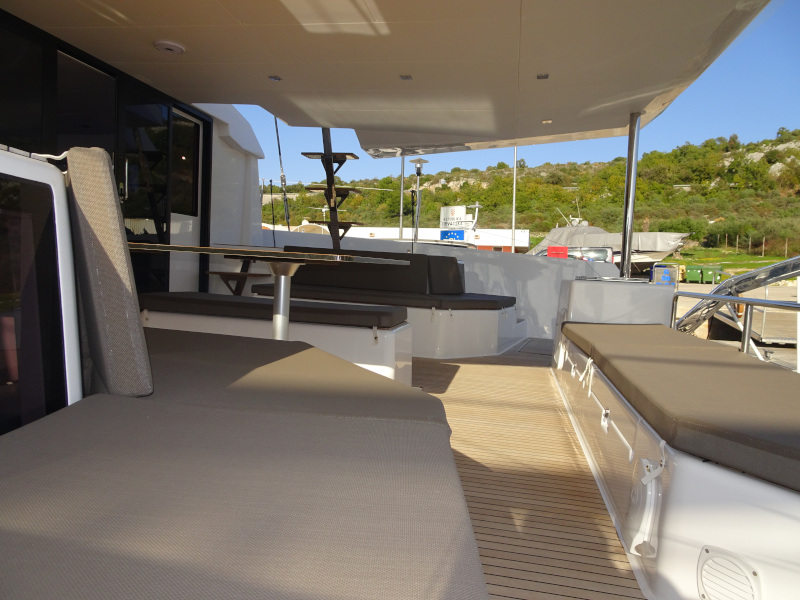 Dufour 48 Catamaran (NEW 1)  - 42