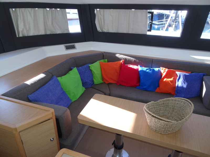 Dufour 48 Catamaran (NEW 1)  - 53