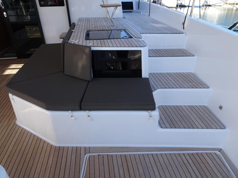 Dufour 48 Catamaran (YAM - BLUE HULL, AC+GEN., UNDERWATER LIGHTS)  - 4