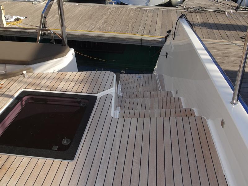 Dufour 48 Catamaran (YAM - BLUE HULL, AC+GEN., UNDERWATER LIGHTS)  - 45