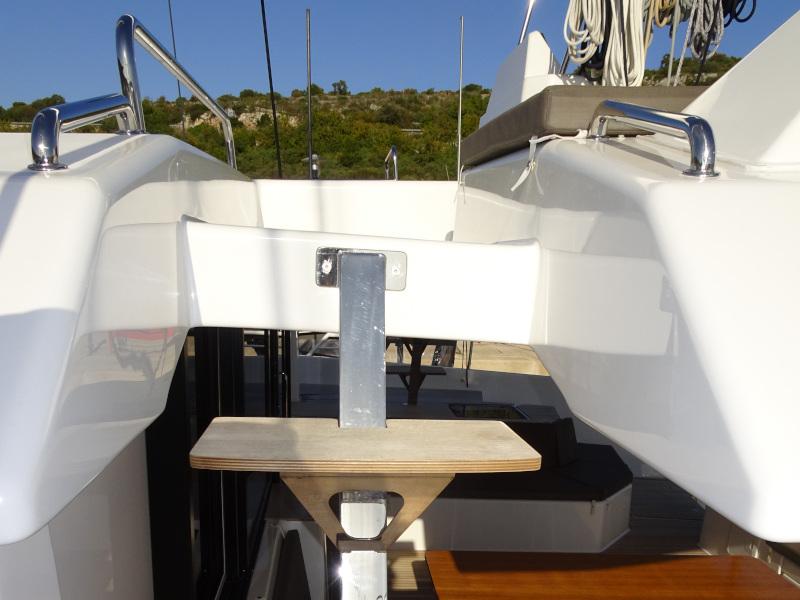 Dufour 48 Catamaran (YAM - BLUE HULL, AC+GEN., UNDERWATER LIGHTS)  - 56