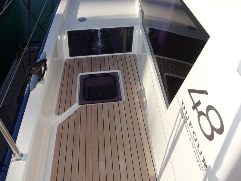 Dufour 48 Catamaran (YAM - BLUE HULL, AC+GEN., UNDERWATER LIGHTS)  - 13