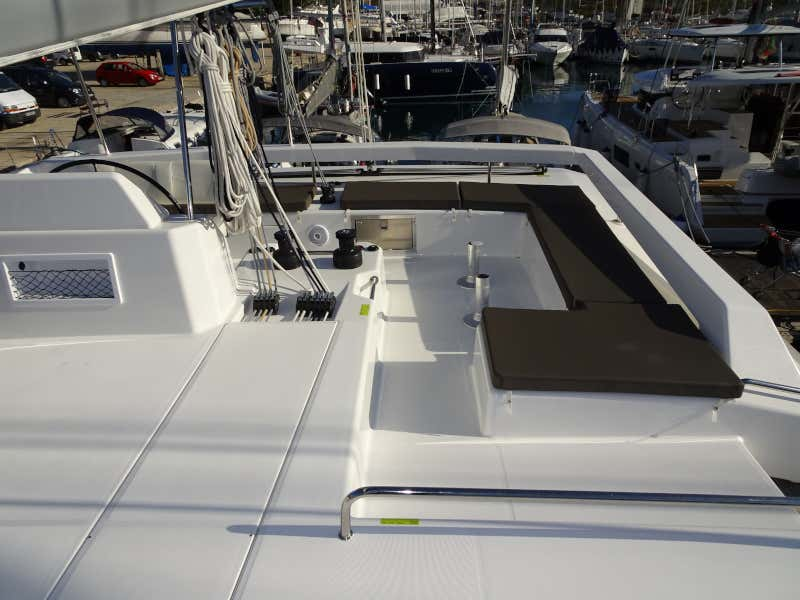 Dufour 48 Catamaran (YAM - BLUE HULL, AC+GEN., UNDERWATER LIGHTS)  - 12