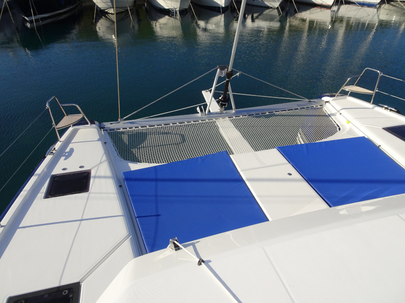 Dufour 48 Catamaran (YAM - BLUE HULL, AC+GEN., UNDERWATER LIGHTS)  - 48