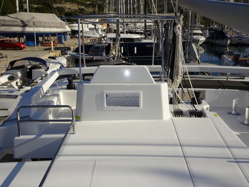 Dufour 48 Catamaran (YAM - BLUE HULL, AC+GEN., UNDERWATER LIGHTS)  - 43