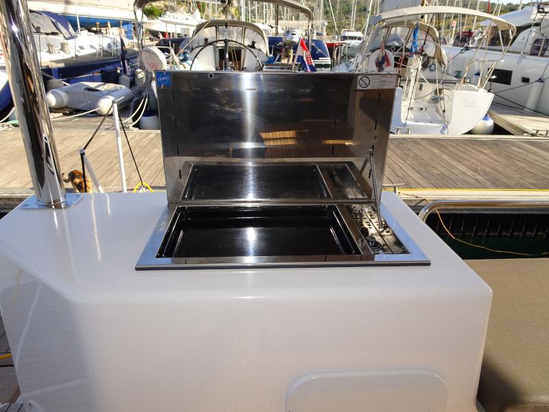 Dufour 48 Catamaran (YAM - BLUE HULL, AC+GEN., UNDERWATER LIGHTS)  - 53