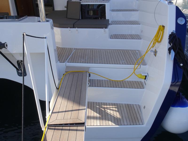 Dufour 48 Catamaran (YAM - BLUE HULL, AC+GEN., UNDERWATER LIGHTS)  - 66