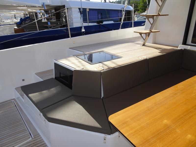 Dufour 48 Catamaran (SHU - BLUE HULL, AC+GEN., UNDERWATER LIGHTS)  - 46