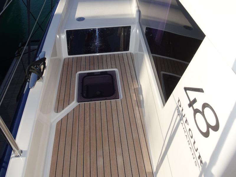 Dufour 48 Catamaran (SHU - BLUE HULL, AC+GEN., UNDERWATER LIGHTS)  - 42