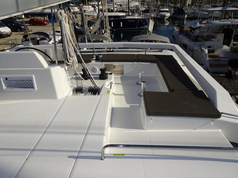 Dufour 48 Catamaran (SHU - BLUE HULL, AC+GEN., UNDERWATER LIGHTS)  - 65