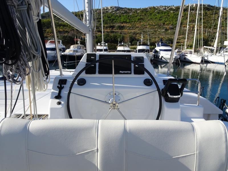 Dufour 48 Catamaran (SHU - BLUE HULL, AC+GEN., UNDERWATER LIGHTS)  - 11