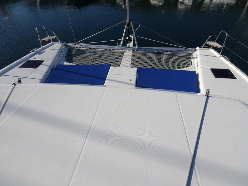 Dufour 48 Catamaran (SHU - BLUE HULL, AC+GEN., UNDERWATER LIGHTS)  - 49