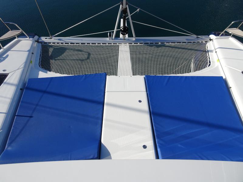 Dufour 48 Catamaran (SHU - BLUE HULL, AC+GEN., UNDERWATER LIGHTS)  - 9
