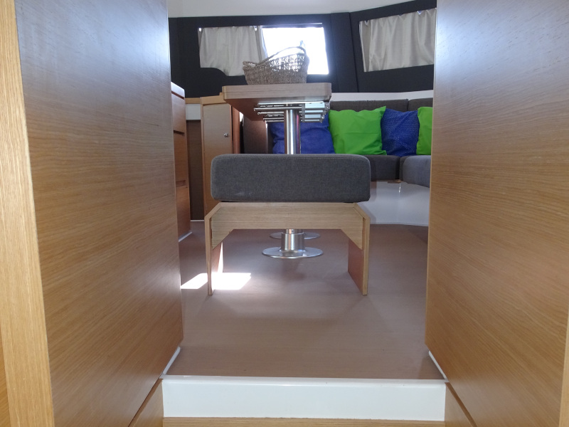Dufour 48 Catamaran (SHU - BLUE HULL, AC+GEN., UNDERWATER LIGHTS)  - 28