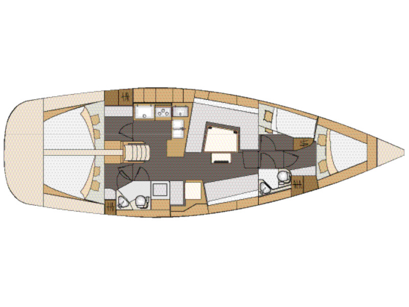 Elan Impression 45.1 (Kristi) Plan image - 10