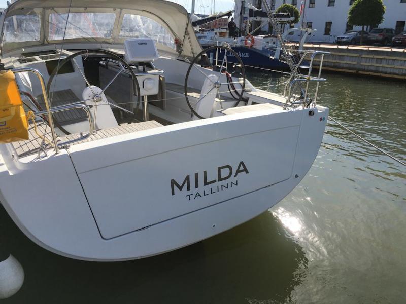 Hanse 385 (Milda) Main image - 0