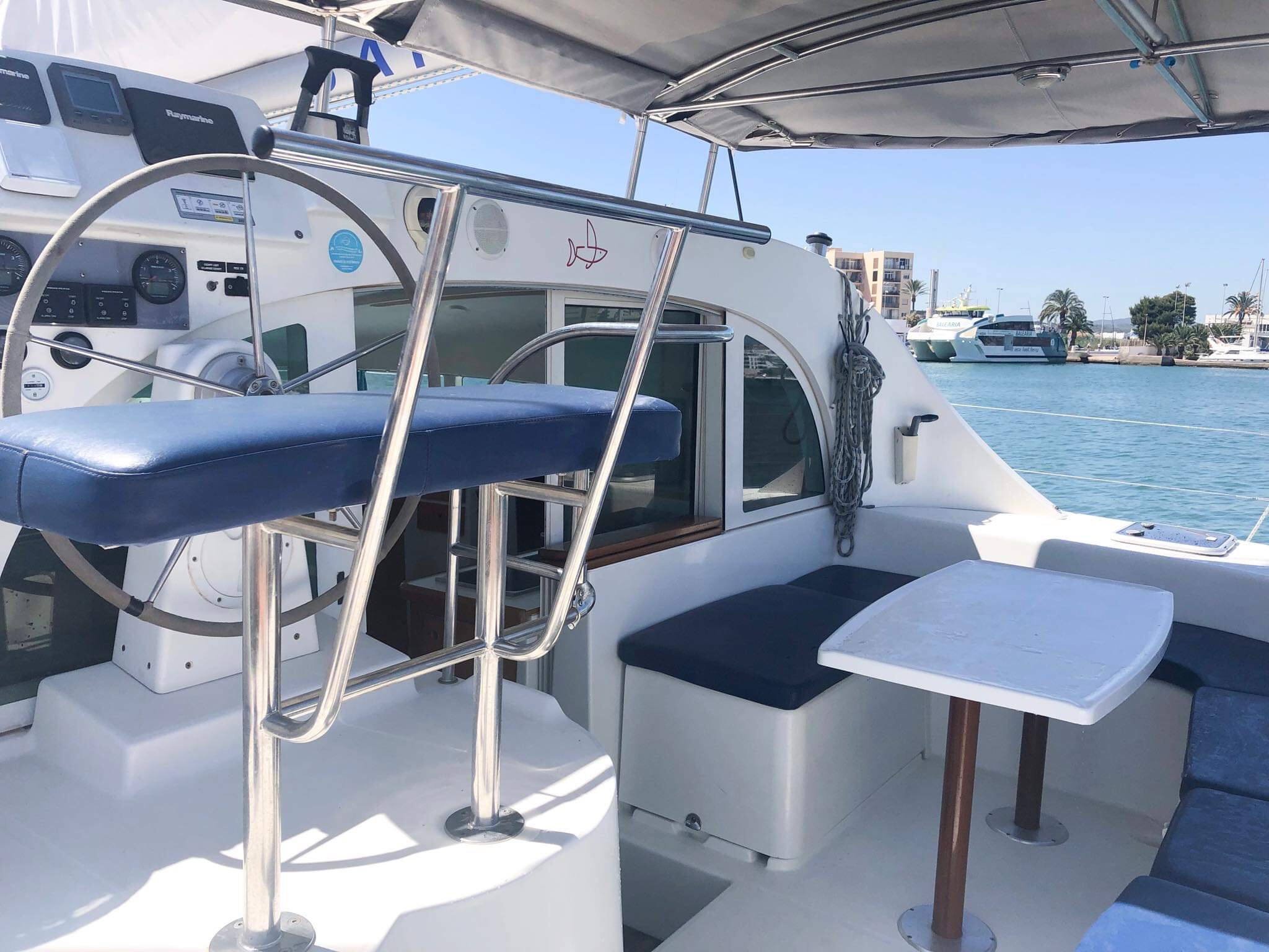 Lagoon 380 S2 (Lucky Seven (!!!from Monday, refit 2019))  - 14