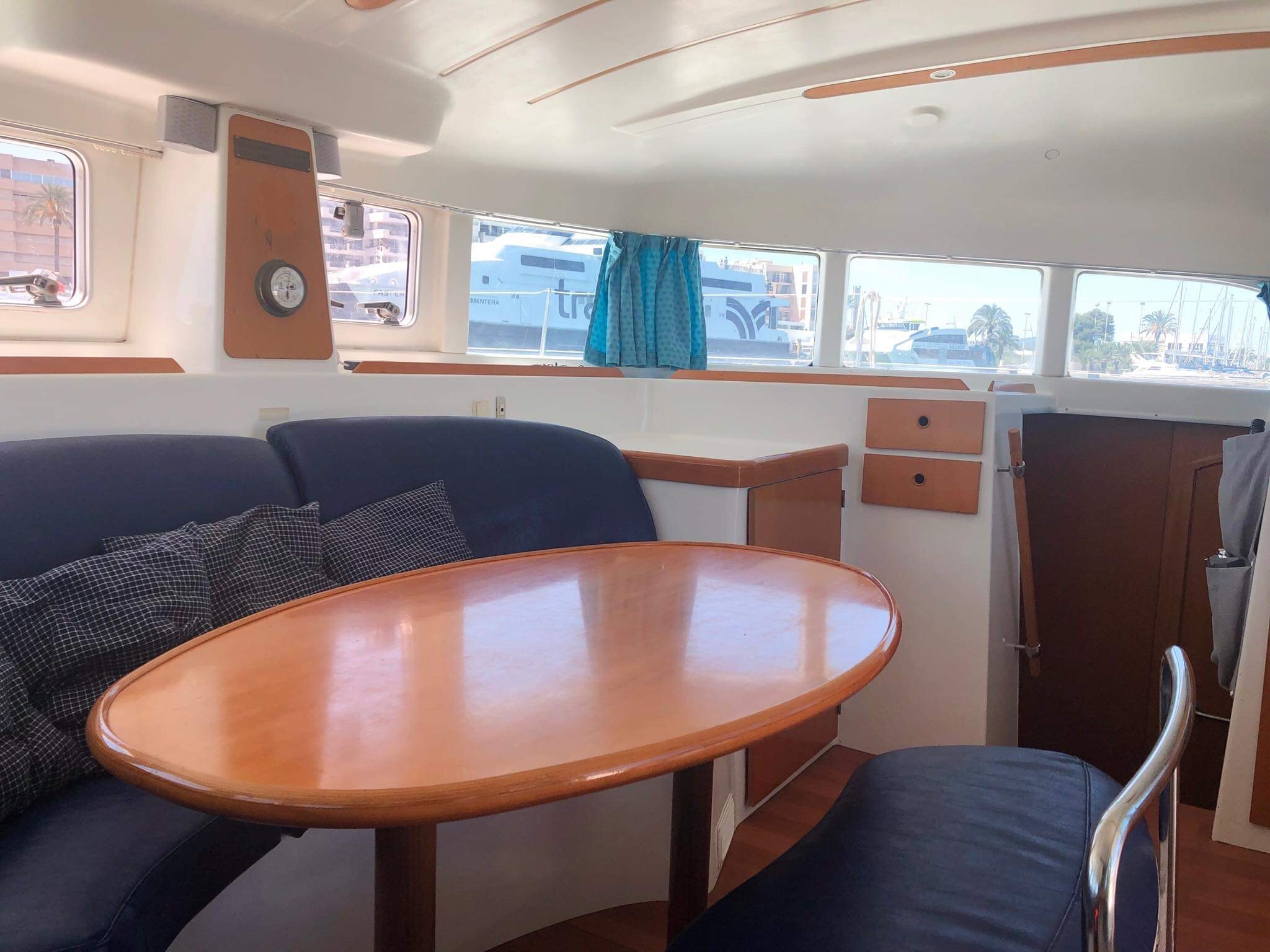 Lagoon 380 S2 (Lucky Seven (!!!from Monday, refit 2019))  - 11
