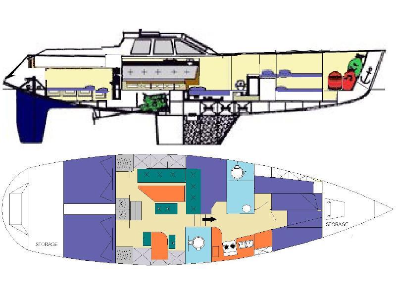 Bruce Roberts NY 46 (New York 46) Plan image - 3