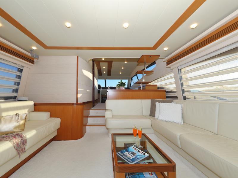 Ferretti 681 (DOMINIQUE) Interior image - 32