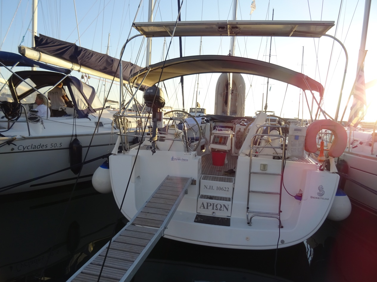 Oceanis 40 (Arion/Refitted 2016) Main Photo - 0