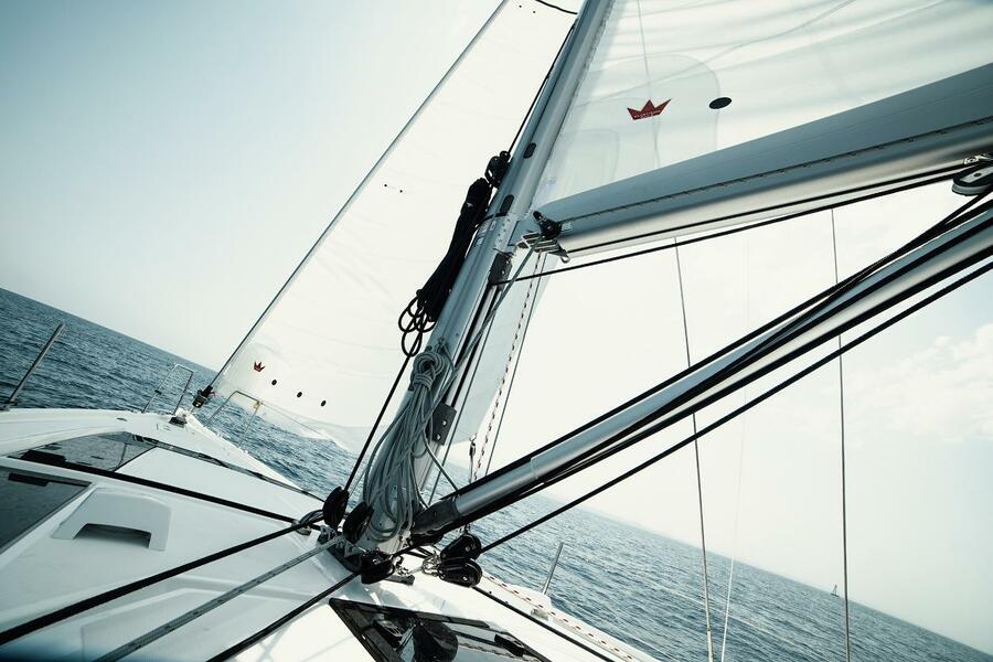 Oceanis 46.1 (Kismee (FREE WIFI))  - 9