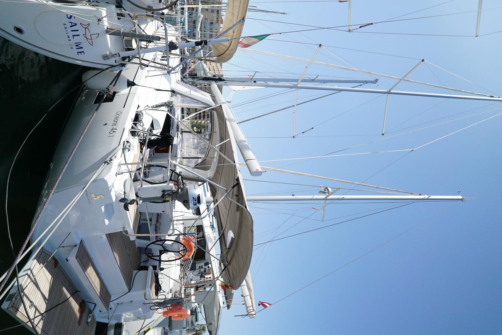 Oceanis 46.1 (Kismee (FREE WIFI))  - 4
