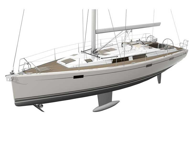 Hanse 415 (Marina Spirit Two) Main image - 8